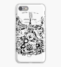 Machineheart iPhone Case/Skin