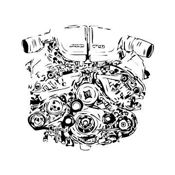 Machineheart by jmansbridge