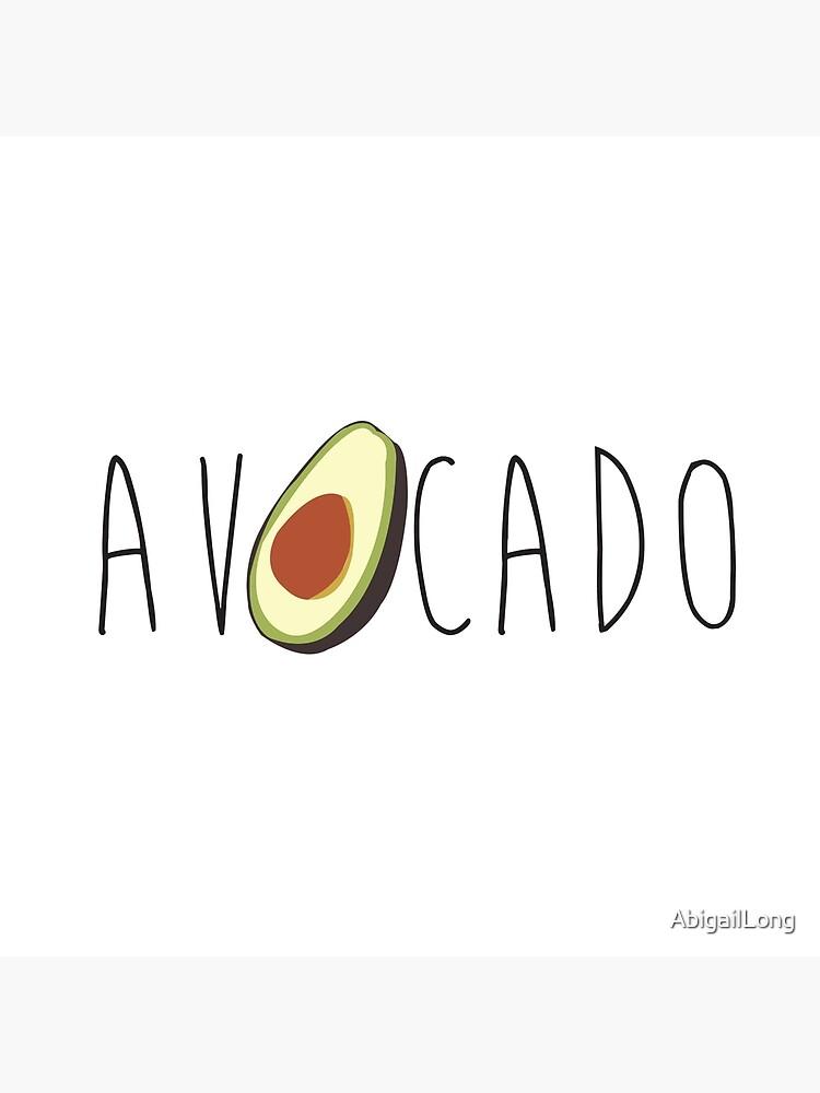 Avocado von AbigailLong