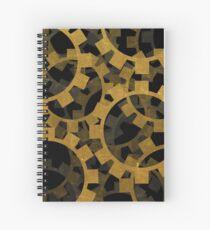 Clockworks Spiral Notebook