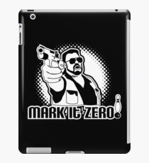 mark it zero  iPad Case/Skin
