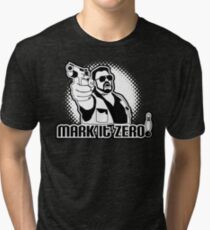 mark it zero  Tri-blend T-Shirt