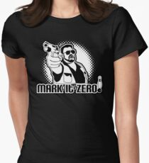 mark it zero  Women's Fitted T-Shirt
