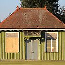 The Bowls Pavillion by Adam Wain