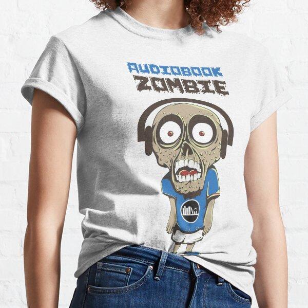 Audiobook Zombie Classic T-Shirt
