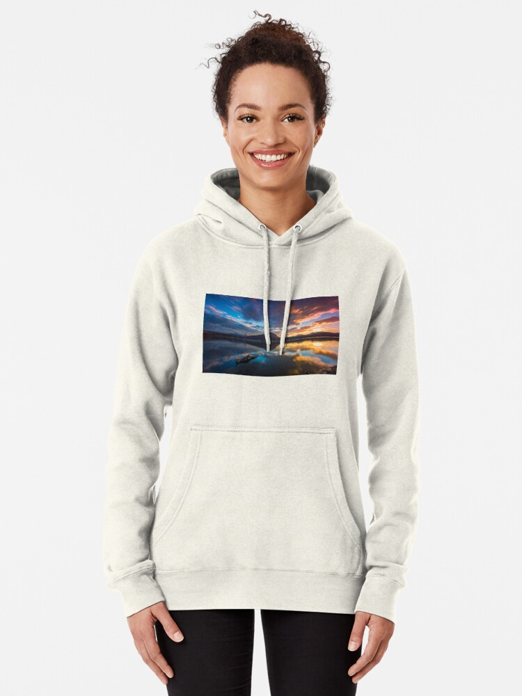 Alternate view of Moogerah Beauty Pullover Hoodie