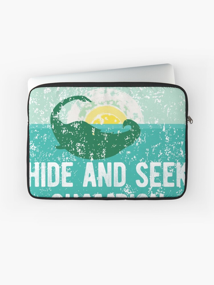 d8a01c42 Hide and Seek Champions Funny Bigfoot, Sasquatch, Yeti, Lochness Sea  Monster, Nessie