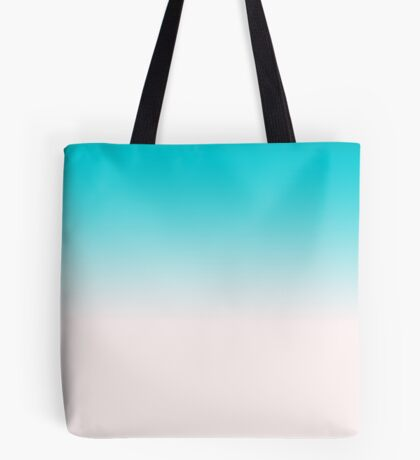 Ombre in Blue Tote Bag