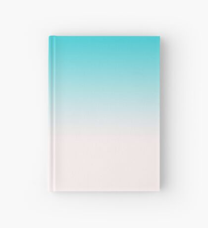 Ombre in Blue Hardcover Journal