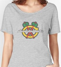 Blackhawks Women's Relaxed Fit T-Shirt