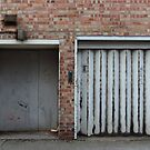 Two Doors by Adam Wain