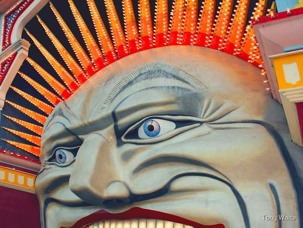 Are you Afraid of Clowns by Tony Waite