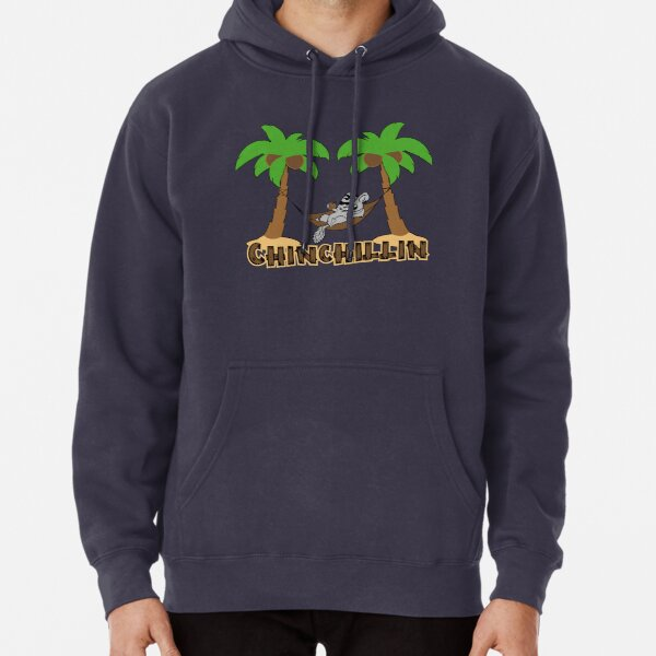 Chinchillin Pullover Hoodie