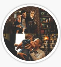 Johnlock Sticker