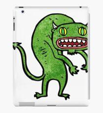 cartoon demon iPad Case/Skin