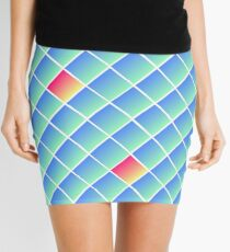 tiling Mini Skirt