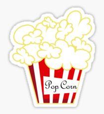 Pop Corn Pegatina