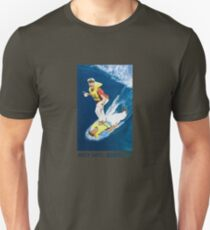Andy says: Surfs up! Unisex T-Shirt