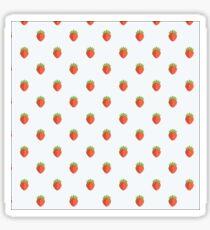 Sweet strawberry Sticker