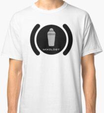 Bartender Mixology Lounge Logo Vector Classic T-Shirt