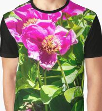 fucsia flowers Graphic T-Shirt