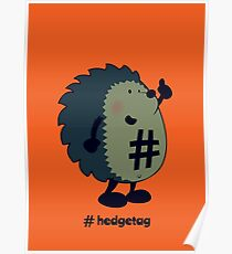 Don't forget the hedgetag! Poster