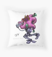 Elysium Flare - Aaru Infantry Throw Pillow