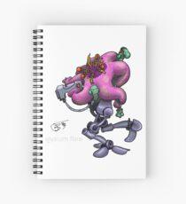 Elysium Flare - Aaru Infantry Spiral Notebook
