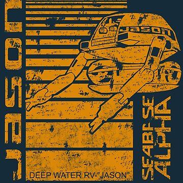 Deep Sea Jason by EpcotServo