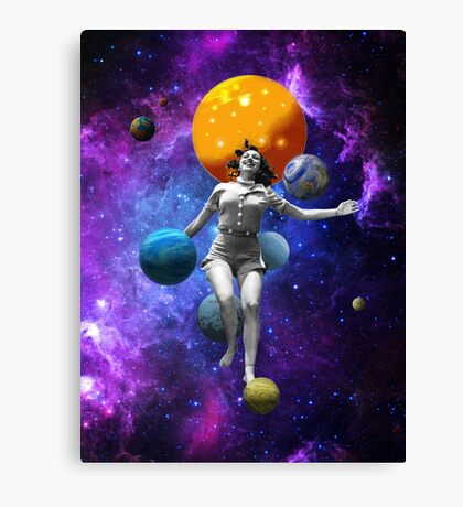 Elation Canvas Print
