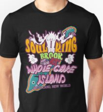 Soul King at Whole Cake Island Unisex T-Shirt