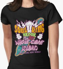 Soul King at Whole Cake Island Women's Fitted T-Shirt