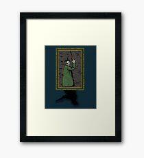 The Forever Duel (Part 2) Framed Print