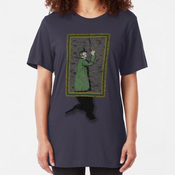 The Forever Duel (Part 2) Slim Fit T-Shirt