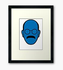 Arrested Development Tobias Blue Man Framed Print