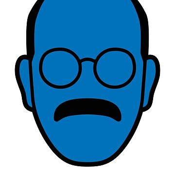 Arrested Development Tobias Blue Man by astropop