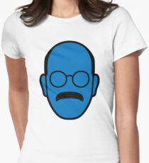 Arrested Development Tobias Blue Man Women's Fitted T-Shirt