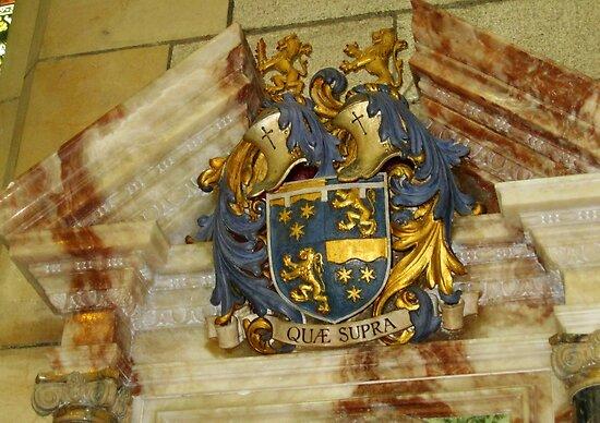 Quae Supra - Truro Cathedral by Kathryn Jones