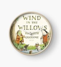 Wind in the Willows By Kenneth Grahame Clock