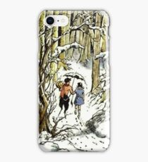 The Lion, The Witch and The Wardrobe By CS Lewis iPhone Case/Skin