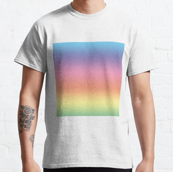 Ombre Pastel by Julie Everhart Classic T-Shirt