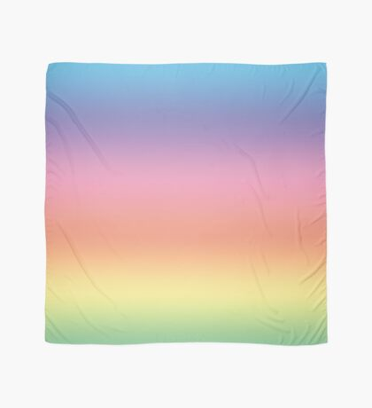 Ombre Pastel by Julie Everhart Scarf