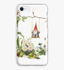 Gnomes by Rien Poortvliet iPhone Case/Skin