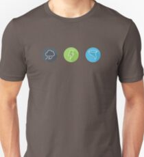 Minimal Severe Weather T-Shirt