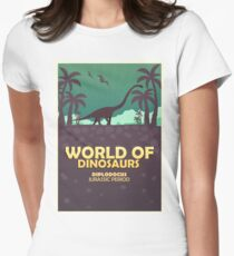 World of dinosaurs. Prehistoric world. Diplodocus T-Shirt