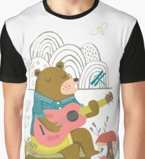 Happy Bear Day Graphic T-Shirt