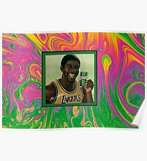 Flatbush Zombies Magic Johnson Poster