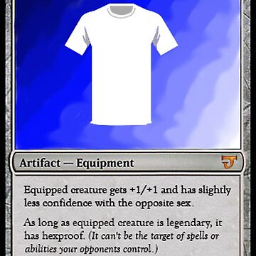Magic The Gathering Underwhelming T-shirt by JavanDG