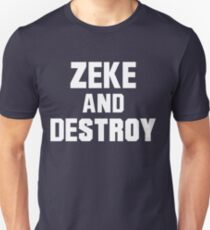 Zeke and Destroy Unisex T-Shirt