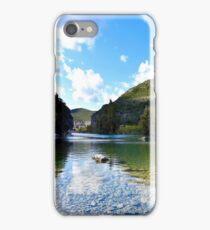 Land Sky-30 iPhone Case/Skin